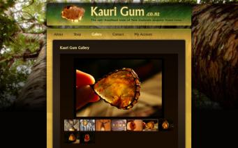 Kaurigum gallery page