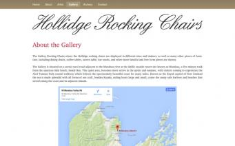 Hollidge Rocking Chairs gallery page