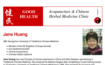 GHA practitioner page